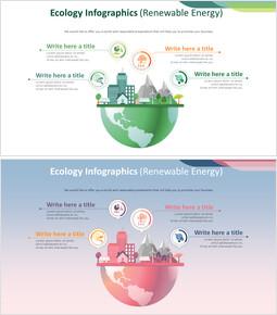 생태학 Infographics 다이어그램 (재생 에너지)_00