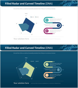 Filled Radar and Curved Timeline (DNA)_00