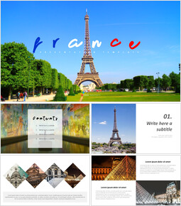 Free PPT Presentations - France_00