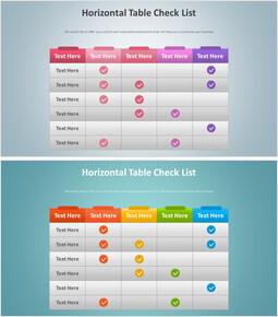 수평 테이블 체크리스트 다이어그램_00