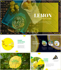 Lemon PowerPoint Templates Multipurpose Design_00