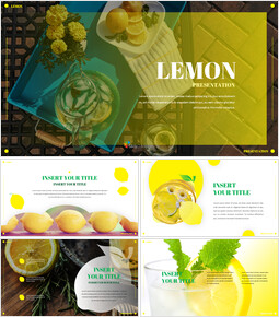 Lemon Presentation Google Slides Templates_00