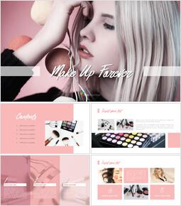 Make Up Forever PPT Presentation_00
