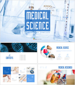 Free PowerPoint Templates - Medical science_00