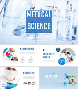 Free Google Slides - Medical science_00