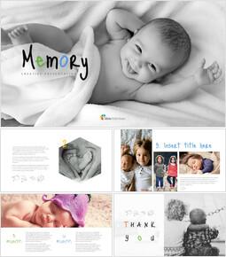MEMORY Simple Presentation Google Slides Template_00