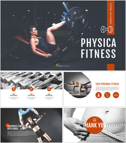 Physica Fitness Easy Google Slides_00