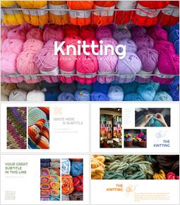 Simple Slides Design - Knitting_00
