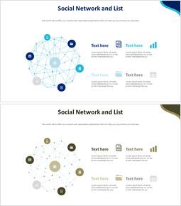 소셜 네트워크 및 목록 다이어그램_00
