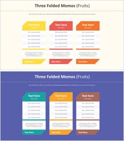 세 접힌 메모 다이어그램 (과일)_00