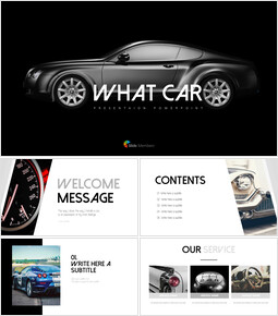 What car PPT Presentation_00