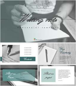 Writing Note Simple Templates_00
