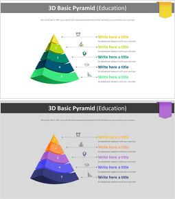 3D 기본 피라미드 다이어그램 (교육)_00