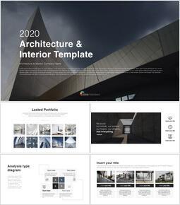 Architecture & Interior Simple Keynote Template_00