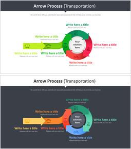 Arrow Process Diagram (Transportation)_00