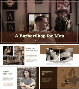 BarberShop Keynote Templates_00