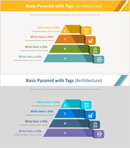 태그 다이어그램 (건축) 기본 피라미드_00