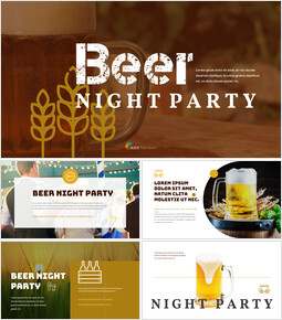 Beer Night Party Google Presentation Slides_00