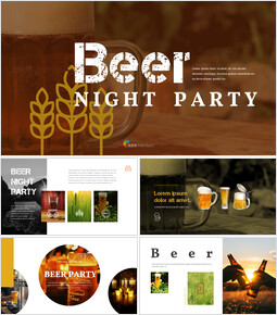 Beer Night Party Powerpoint Presentation_00