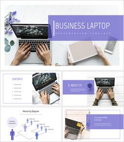 비즈니스 노트북 심플한 구글 템플릿_00