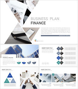 Business Plan Finance theme Keynote mac_00