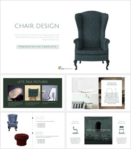 Chair Design theme Google Slides Themes for Presentations_00