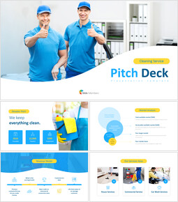 Cleaning Service PPT Presentation_00