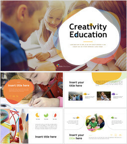 Creativity Education Keynote Presentation Template_00