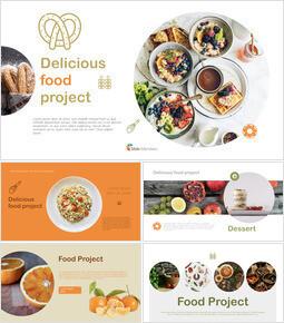 맛있는 음식 프로젝트 키노트_00