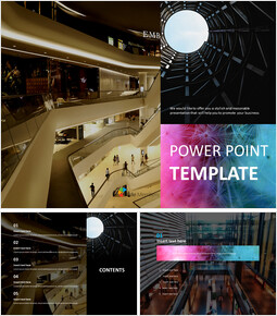 Department Store - Free Powerpoint Template_00
