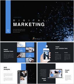 Digital Marketing Multipurpose Presentation Keynote Template_49 slides