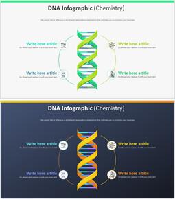 DNA Infographic 다이어그램 (화학)_00