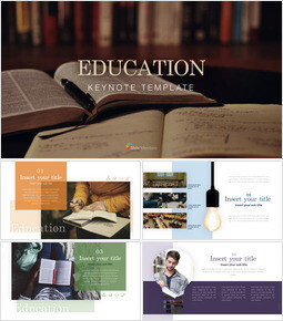 Education Multipurpose Presentation Keynote Template_00