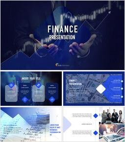 Finance Keynote Templates_40 slides