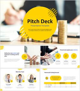 Pitch Deck Finanza Google slides temi e modelli_00