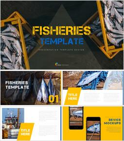 漁業 スライドプレゼンテーション_40 slides