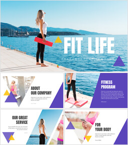 Fit Life Simple Google Templates_00