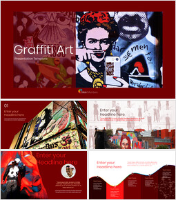 Graffiti Art Google Slides Themes & Templates_00