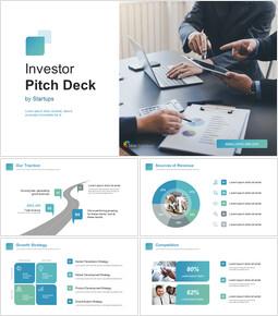 Investor Pitch Deck Google Slides Themes for Presentations_00