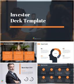 Presentazione degli investitori Modelli PPT_00