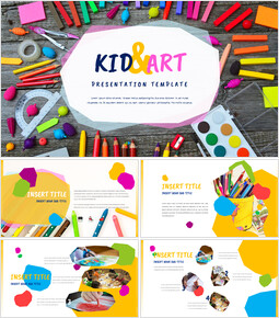 Kid & Art Google Slides Themes & Templates_00