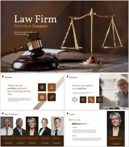 Law Firm Pitch Deck Simple Google Presentation_00