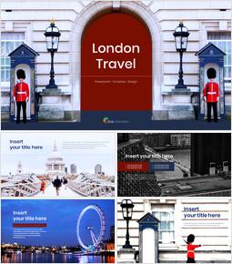 런던 여행 파워포인트 프레젠테이션_00