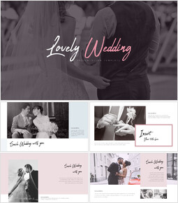 Lovely Wedding PowerPoint Templates for Presentation_00