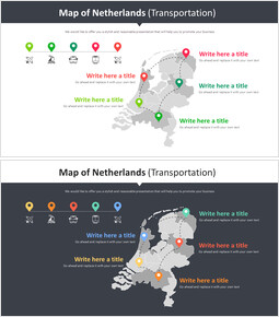 Map of Netherlands Diagram (Transportation)_00