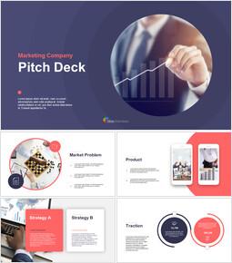 Presentazione del marketing Google Slides Modelli_00