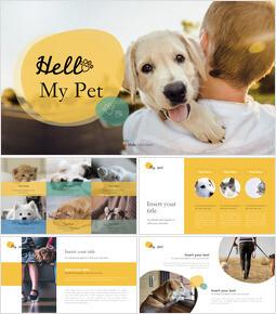 My Pet Multipurpose Presentation Keynote Template_69 slides