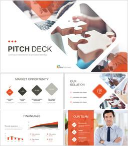 Pitch Deck Diapositive di presentazione di Google_00