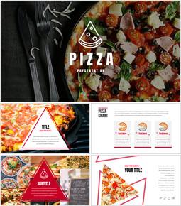 피자 구글슬라이드 테마 & 템플릿_00