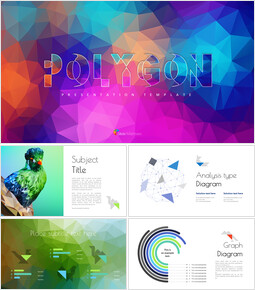 Polygon Google Slides Themes for Presentations_00